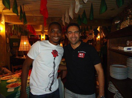 Cantina Di Capo: Juan, ex-zagueiro do Flamengo e da Seleção Brasileira