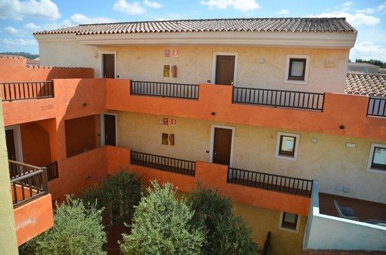 Hotel La Funtana: Habitaciones