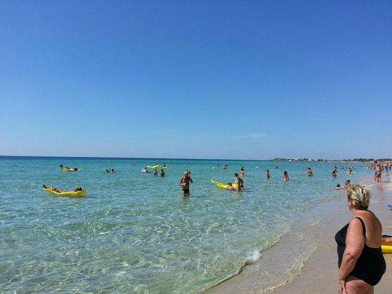 Samana Bed : Il mare con le spiaggette in plastica da provare.....