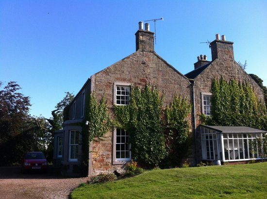 Wester Cowden Farmhouse