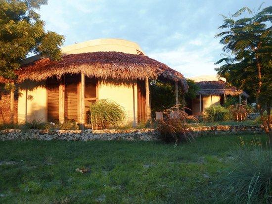 Baobibo - Casa de Hospedes: Bungalows