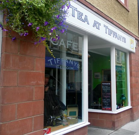 Tea At Tiffanys: Tiffin?