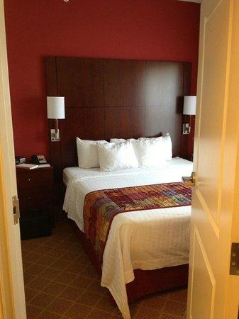 Residence Inn Sebring: Excellent bed