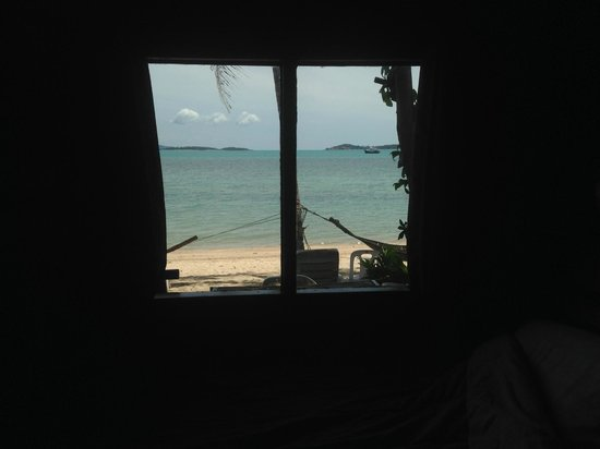 Como Resort Koh Samui: View from the bed