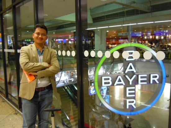 BayArena: Just Arrived