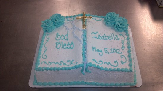 Huntersville, NC: Bible Cake