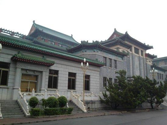 Beijing Friendship Hotel: Edificios hotel