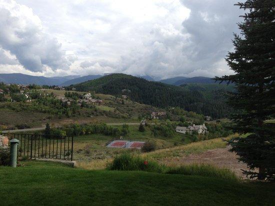 Lodge & Spa at Cordillera : My view