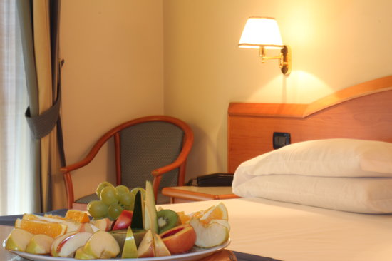 Hotel Europa Arzano: Double Room