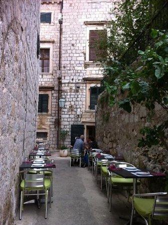 Azur Dubrovnik : charming spot