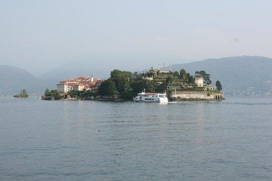 Hotel Lido La Perla Nera: view of Isolo Pescatorie