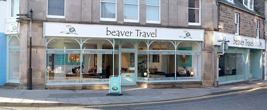 Beaver Travel Cafe