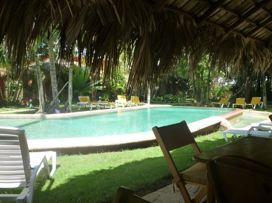 Hotel La Tortuga Pool