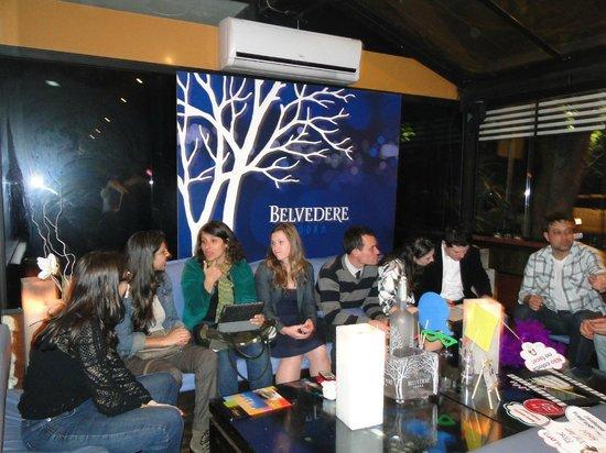 VilarO: Lounge Mezanino