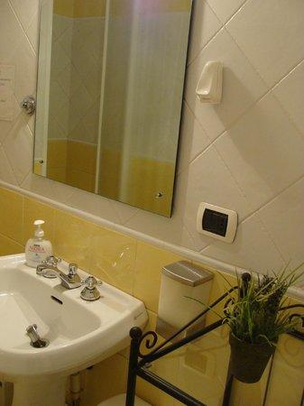 Casa Linnea : Il nostro bagno