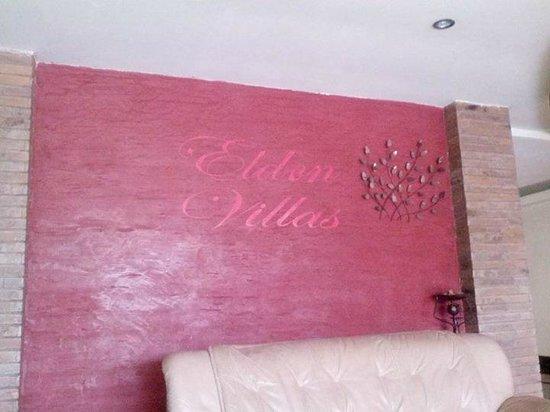 Eldon Villas Limited : Eldon Villas reception area