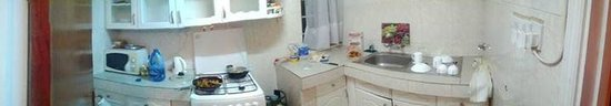 Eldon Villas Limited: Kitchen