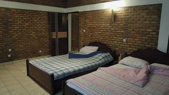 Hotel Restaurant VAYA Appartements : Bedroom