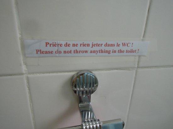 Hotel Restaurant VAYA Appartements : Bathroom