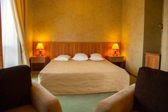 Atlanta Sheremetyevo Hotel: Green loft suite