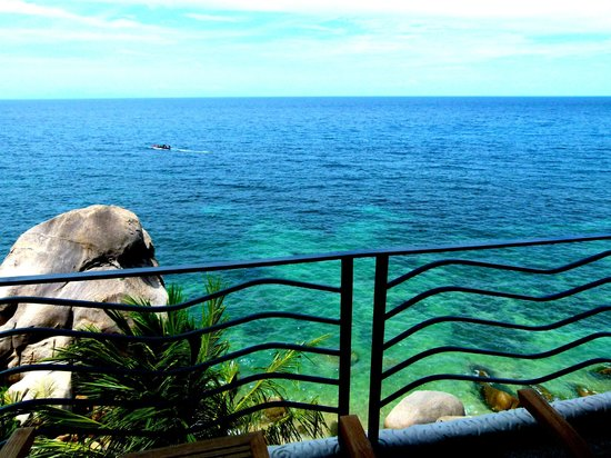 Jamahkiri Resort & Spa : Vista dalla camera