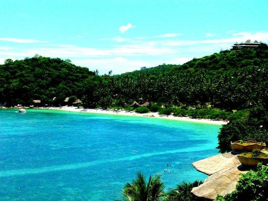 Jamahkiri Resort & Spa: Spiaggia