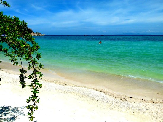 Jamahkiri Resort & Spa : Spiaggia