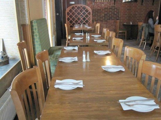 Il Forno Da Gino: Restaurang