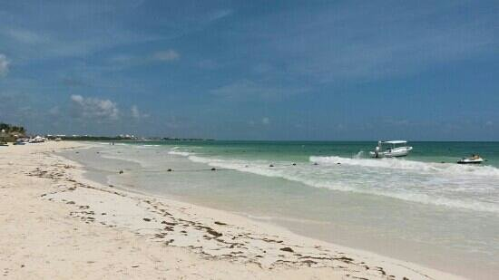 Catalonia Playa Maroma: another picture of the beautiful beach