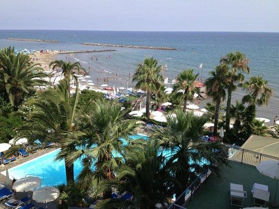 Hotel Caravelle Talasso e Benessere : lato est