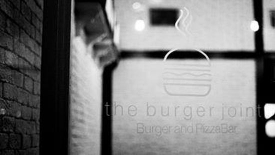 The Burger Joint: 1