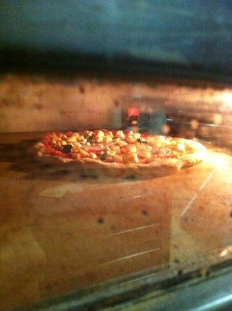 The Burger Joint: pizza
