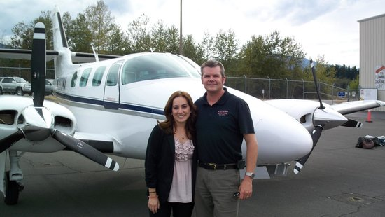 Westwind Aviation: Dan our pilot was great!