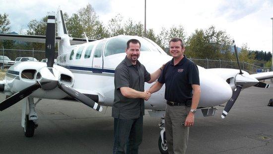 Westwind Aviation: Thanks Dan!