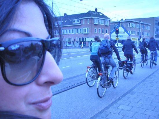 NH Collection Amsterdam Barbizon Palace: pedalare