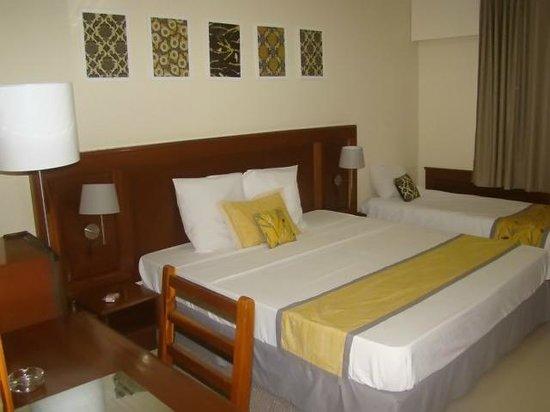Hotel Al Baraka : Room