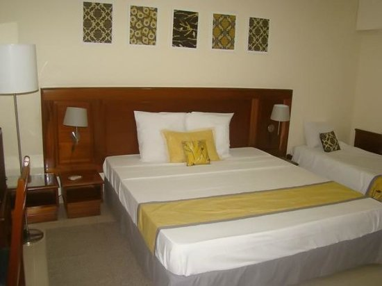 Hotel Al Baraka: Room