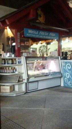 Pismo's Coastal Grill: fresh fish