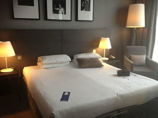 Radisson Blu Hotel, Glasgow: Double room
