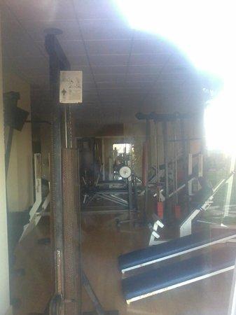 Hotel ATH Las Salinas Park: Gimnasio fantasma