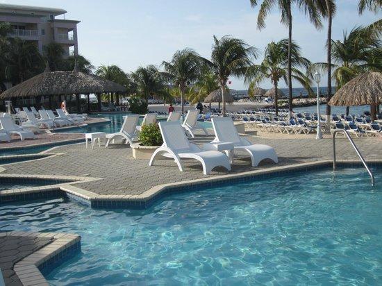 Sunscape Curacao Resort Spa & Casino: Swimming pools