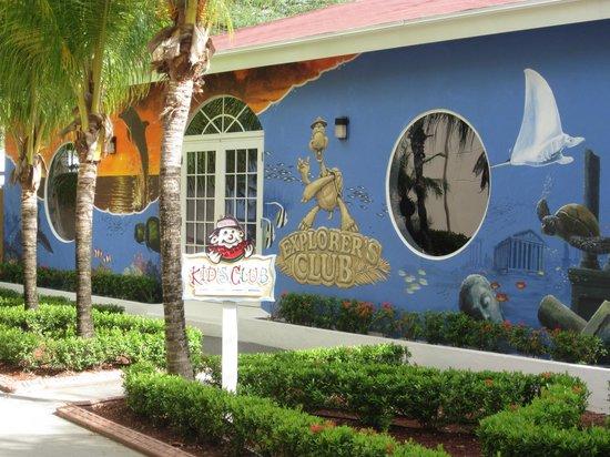 Sunscape Curacao Resort Spa & Casino: Explorers Club for kids