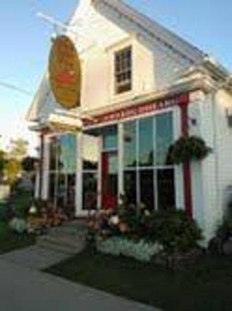 Mabou River Inn: Best Fiddling in Nova Scotia, owned by the Rankins