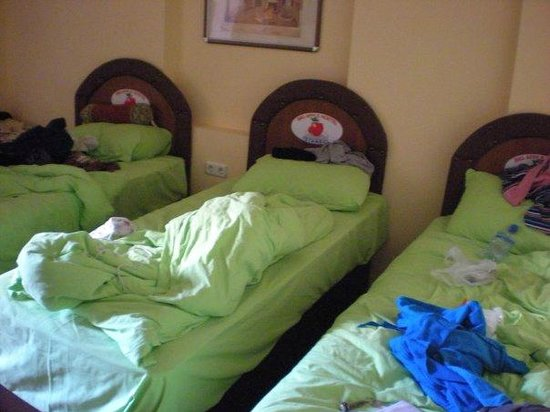 Big Apple Hostel & Hotel: triple room