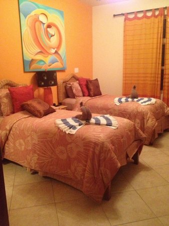 Grand Caribe Belize Resort and Condominiums : 2nd bedroom