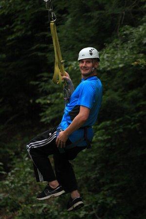 Alpine Adventures Outdoor Recreation : Zach
