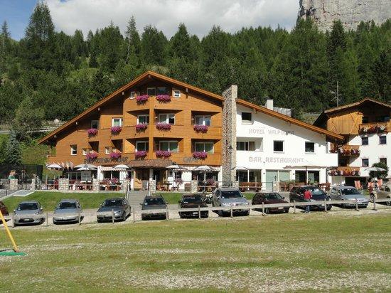 Hotel Valpudra : HOTEL ESTERNO