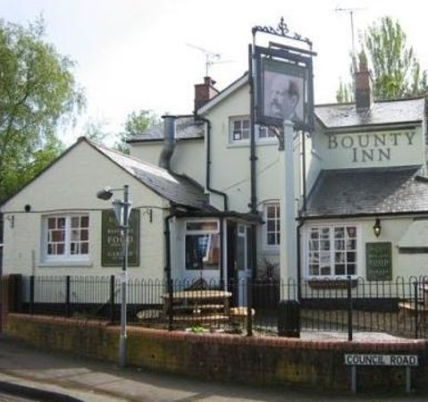One Of The Best Pubs In Central Basingstoke Review Of The Bounty Inn Basingstoke England