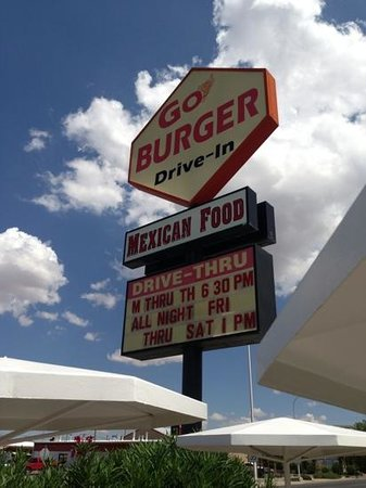 ‪Go Burger Drive-In‬