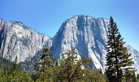Yosemite Cedar Lodge: El Capitan